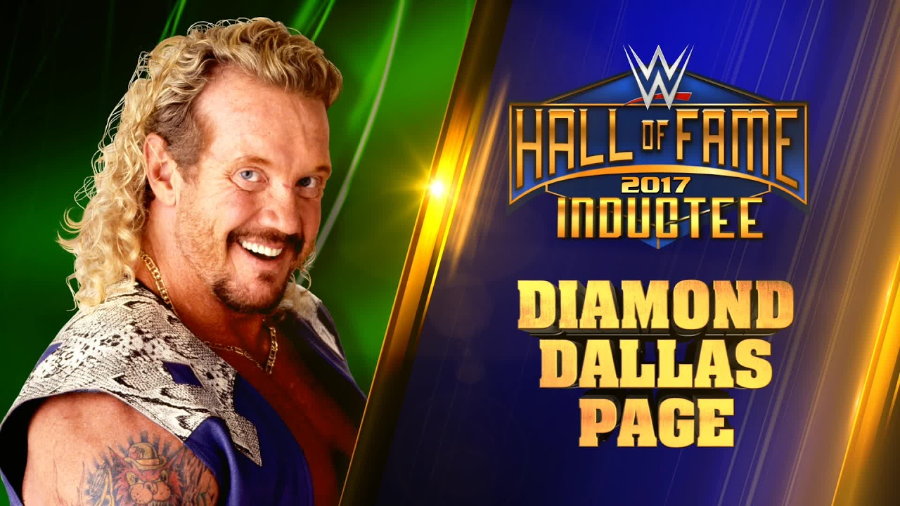 Diamond Dallas Page on WWE Hall of Fame - Sports Illustrated