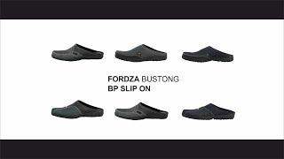 Sepatu Sandal Pria Cruz Denim Slip On Ori Sendal Slop Fordza BP907 HTX