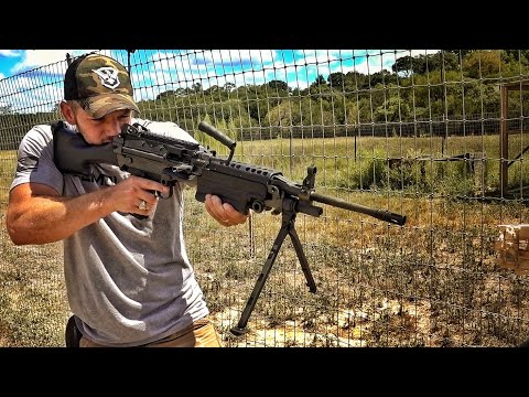 how-fast-can-an-m249-saw-saw-a-board???