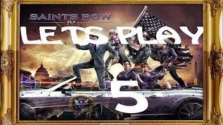 vuclip Lets Play Saints Row 4 Part 5 CID