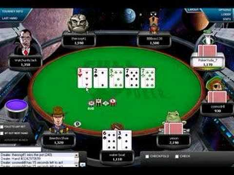 Poker Online Strategie