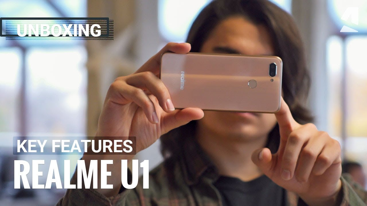 Realme U1, the first Helio P70 phone, debuts with a 25MP selfie