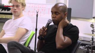 U Talks Masterclass: How do you get noticed in the music industry?