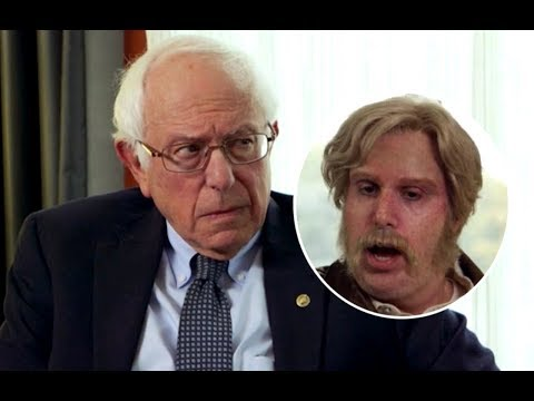 Sacha Baron Cohen PRANKS Bernie Sanders