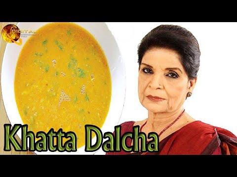 Khatta Dalcha By Zubaida Tariq   Tasty Food