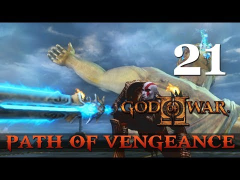 [21] Path of Vengeance (Let's Play God of War series w/ GaLm)