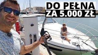 Zamieniłem kamper na jacht za 2 mln!