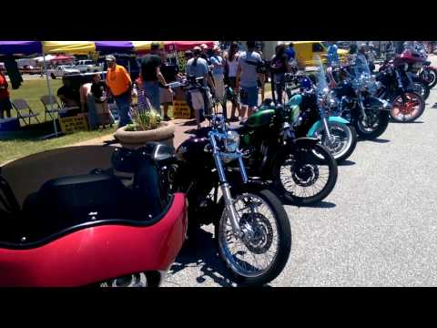 Chesnee SC, Motorcycle Show 7/30/17