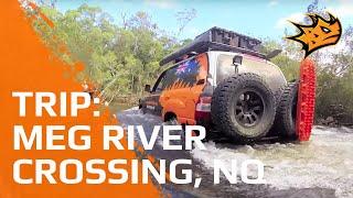 Meg River Crossing, Cape York | MAXTRAX Trips