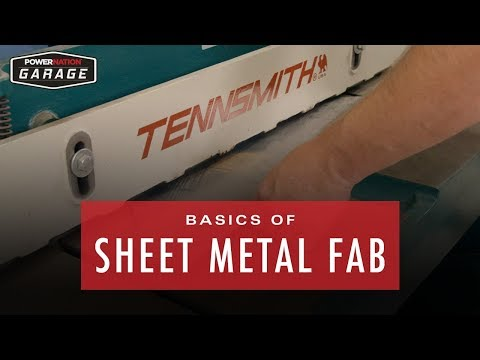 The Basics Of Sheet Metal Fab