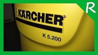 Мини-мойка Karcher K 5.200 (K 5 Compact) [Распаковка и обзор](Распаковка и обзор мини-мойки Karcher K 5.200 (Karcher K 5 Compact) K 5.200 отличный аппарат топ продаж в пятом классе аппарато..., 2014-04-01T20:40:52.000Z)