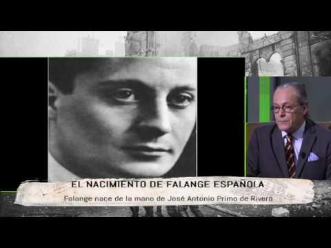 El nacimiento de la Falange Española