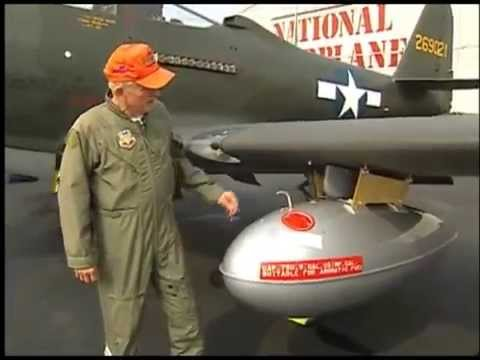 Apollo 8 Astronaut Colonel Frank Borman flies the P-63 Kingcobra