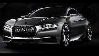 Concept Car DS Divine Citroën : la naissance d