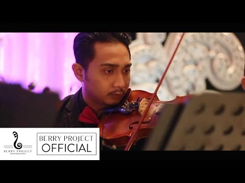 Berry Light Orchestra - First Love Instrumental (Utada Hikaru Cover)  Band Wedding Surabaya