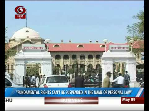Fatwa does not have legal backing: Allahabad high court