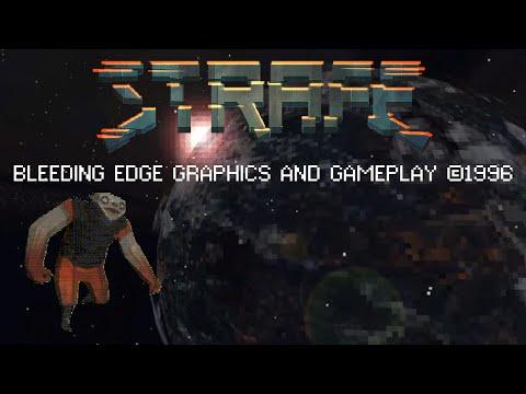 STRAFE (PC) - Speed Zone Build! [Pre-Alpha Gameplay]