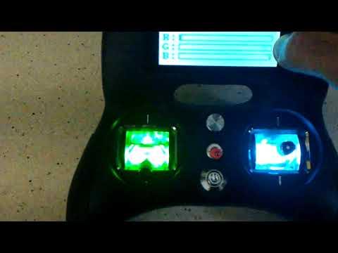 Turnigy Evolution PROBLEM HOBBYKING led controls flash DRONE RACER