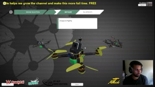 NJ Tech Live Stream   Acro School   Powerloops & Transitions   Liftoff giveaway!