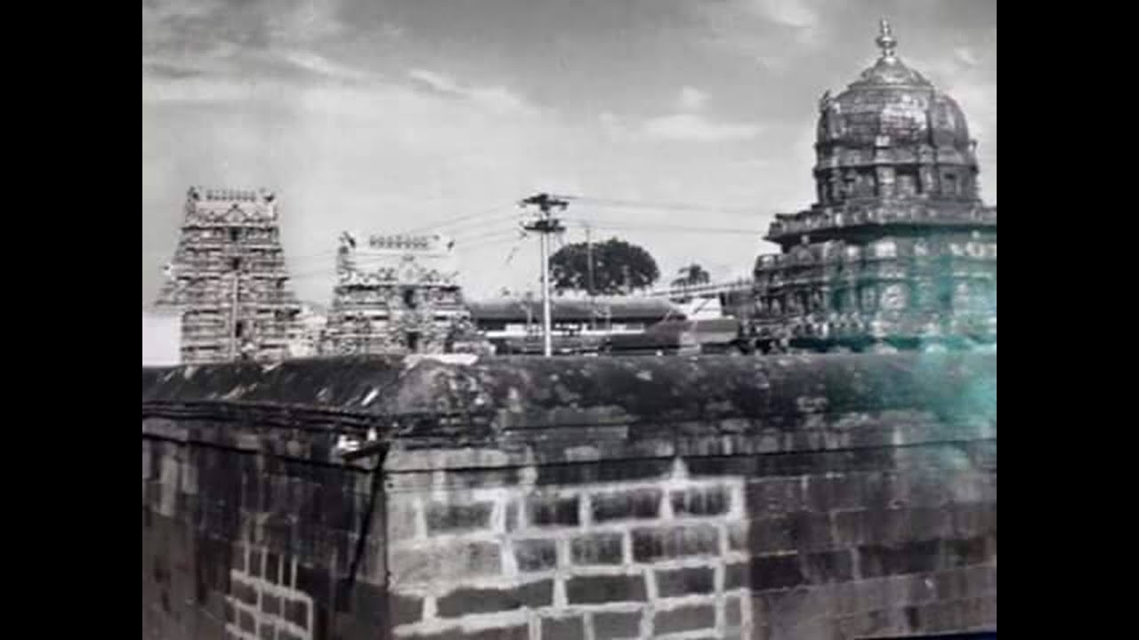 Image result for tirupati temple history