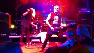 Grim Reaper - Wasted Love (Live Swordbrothers-Festival XI 08.09.2012)