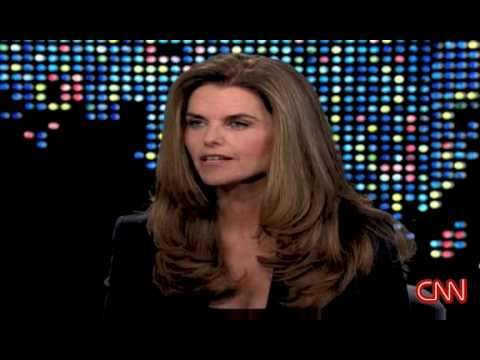 Maria Shriver on the election  Larry King Live