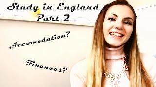Учёба в Англии: Часть 2 (Цены обучения, проживания, еды и т.д.)