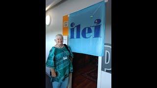 2018-07 Intervjuo de Mireille Grosjean en Lisbono pri Esperanto, pri strukturoj, pri ILEI