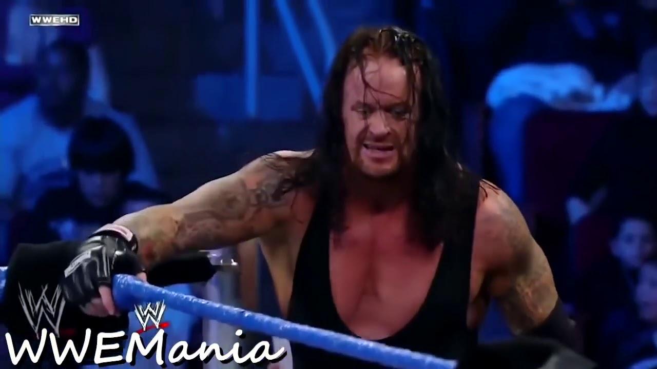 Smackdown 2008 Undertaker vs Big Daddy V