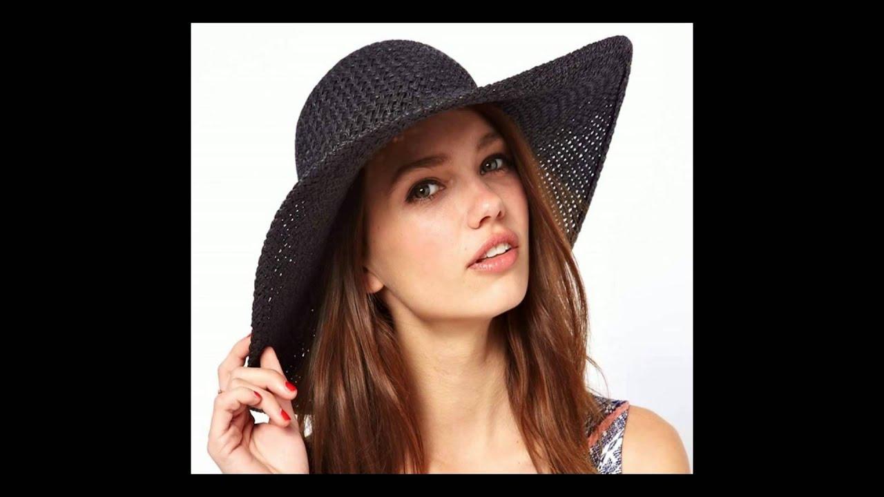 Популярная шляпа с широкими полями в стиле military. Женская пляжная шляпа, с бантом, обьемная, разные цвета / женская красивая шляпа на пляж,