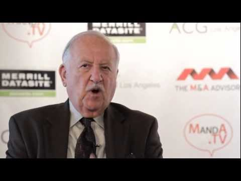 MandA TV Interview: Dick Israel - Dick Israel & Partners