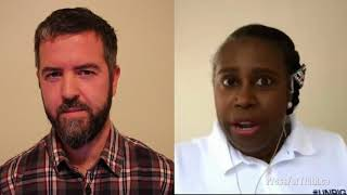Cynthia McKinney On The Left Right Divide And The Power Cell Solution #UNRIG