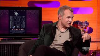 "LIAM NEESON: ""... Please Leave a Message"" (The Graham Norton Show)"