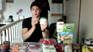 What's in your Food Basket? (Part 3 - Healthy Fats)
