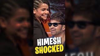 Shocked Himesh Reshammiya   Indian Idol 12