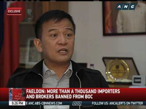 BOC bans more than 1,000 importers, brokers