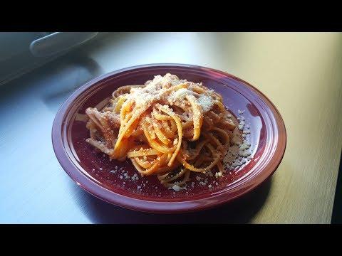The Chill Cook Episode 3 - Red Wine, Prosciutto and Melon, Marinara Sauce (STANDARD Version)