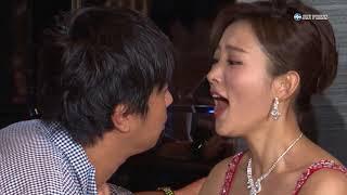 キャバ嬢役の夏菜、セクシーに接客 News 97 インターネットテレビ局・A...