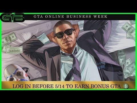 GTA Online: Business Week
