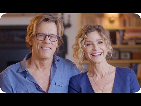 Kevin Bacon & Kyra Sedgwick Finish Each Other's Sentences // Omaze