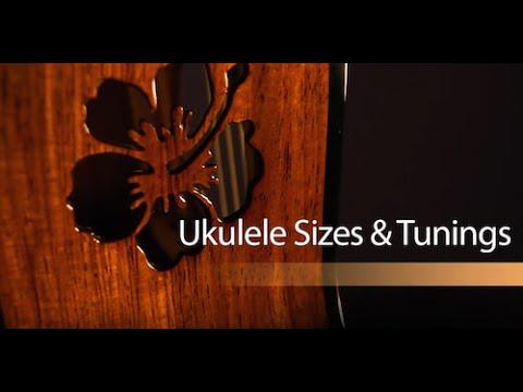 Ukulele Tuning & the Different Sizes | ArtistWorks