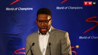 SuperSport CEO Gideon Khobane says Advocate Vincent Maleka has foun...
