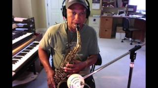 Eric Clapton - Tears in Heaven - (Saxophone Cover)