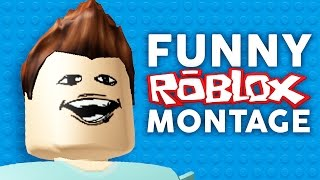 A Funny Roblox Montage