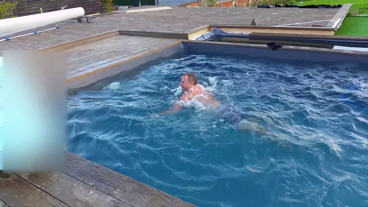 Endless Thermapool Swimming Pool Jet or Swim Spa - YouTube