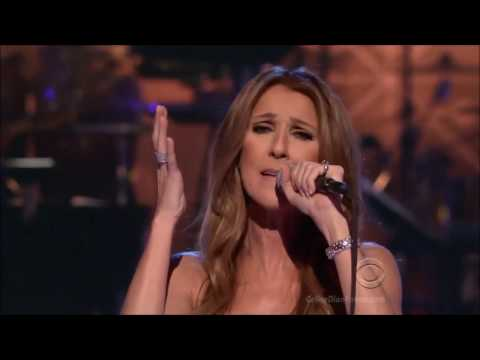 """Celine Dion - """"Because You Loved Me"""" Live (Christmas Gift)"""