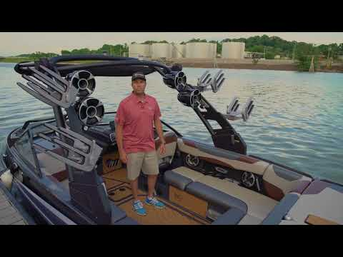 2018 Malibu 23 LSV Review: Munson Ski and Marine #1 on the Water