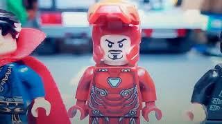 Lego avenger infinity war film completo parte 1