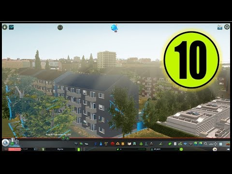 ELYRIA - HUGE REALISTIC EUROPEAN CITY [10] - Melting It Together| Cities: Skylines Gameplay