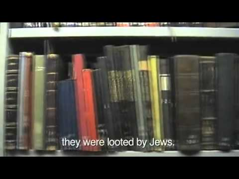 The Great Book Robbery: Israel National Library